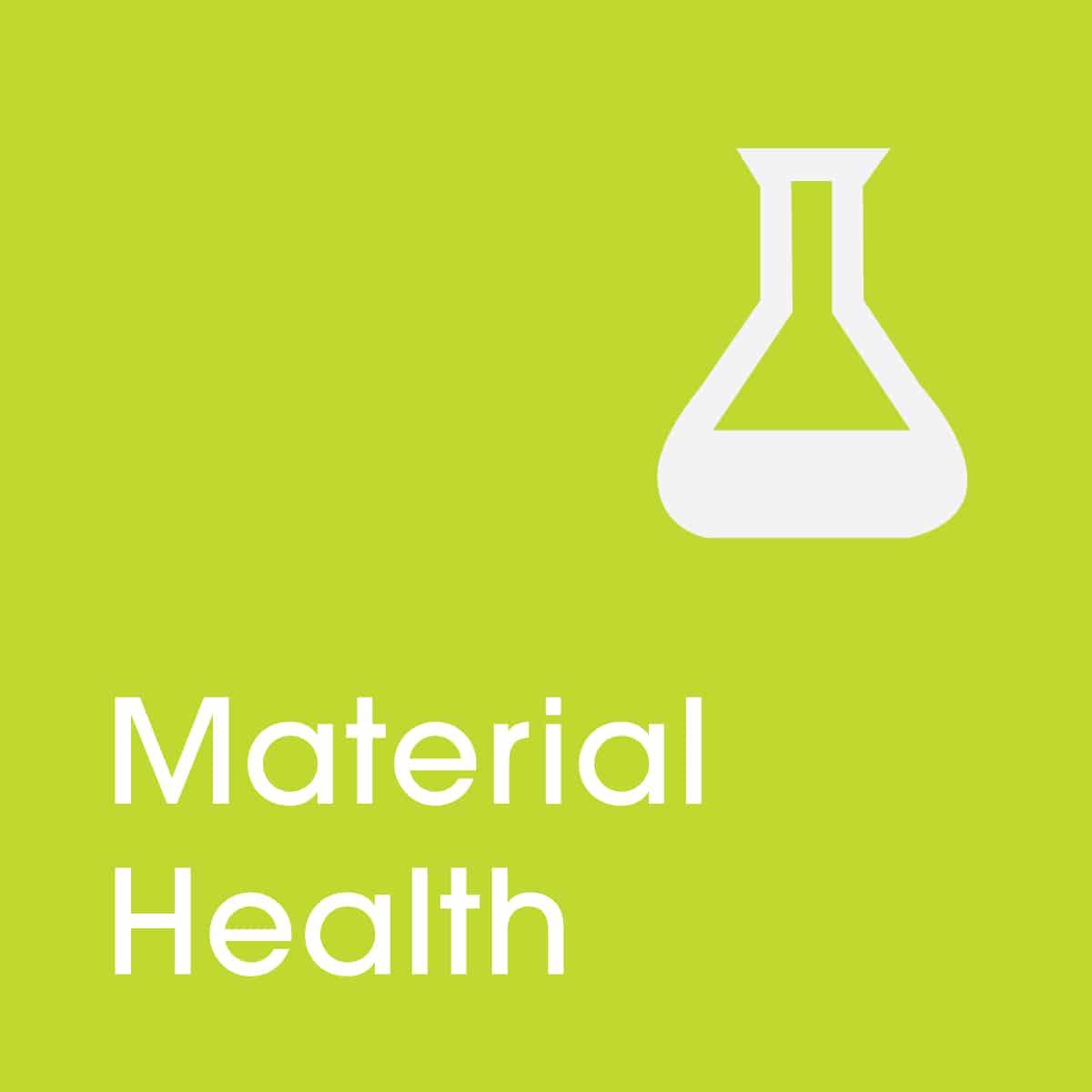 Material Health Certificate