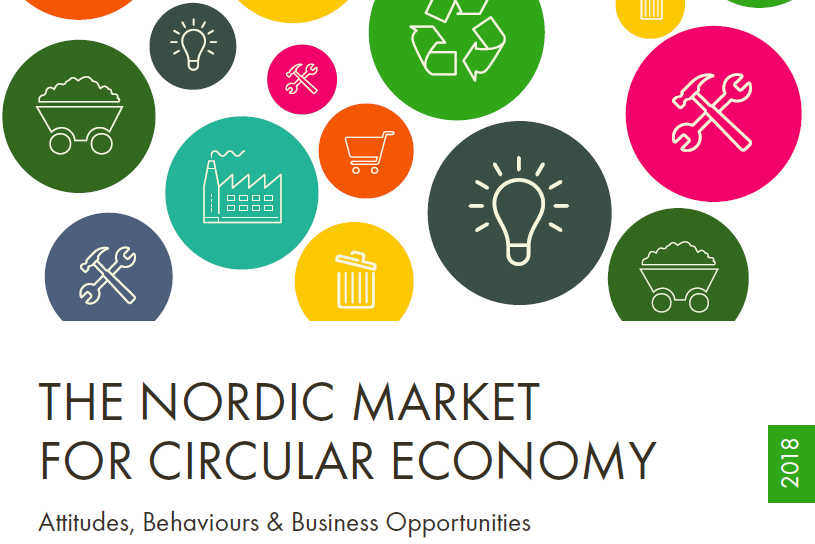 SB Insight rapport 2018 nordic market for circular economy