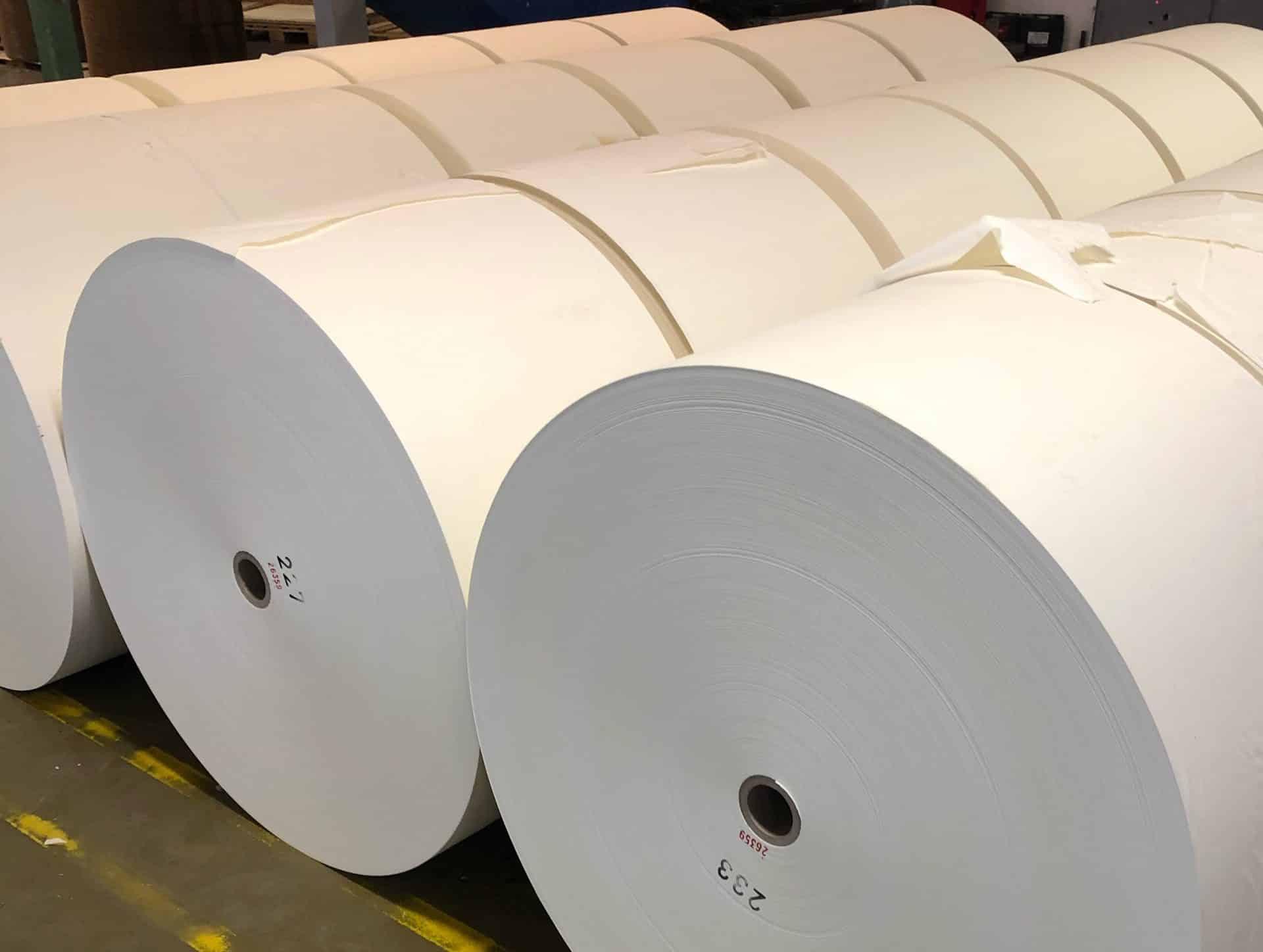 Papir fra Hellefoss Paper Cradle to Cradle certificeret på Sølv-niveau